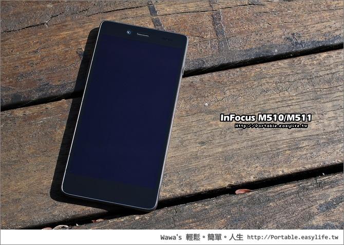 InFocus 4G LTE M510/M511