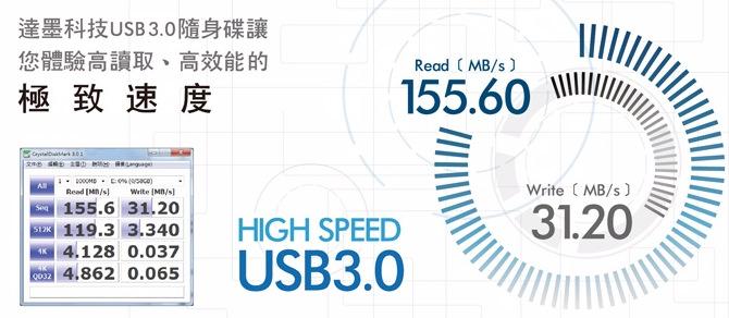 TOPMORE ZH Plus USB3.0 64GB 鋅合金精工隨身碟
