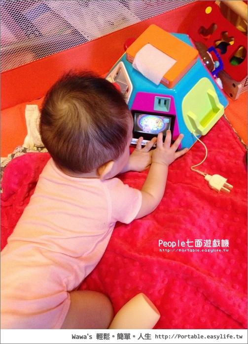 【開箱】日本 People 七面遊戲機,這些不都是家長禁止的事情嗎?