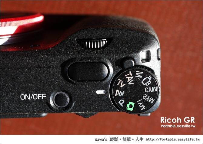 Ricoh GR 紅環版開箱