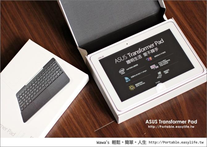 ASUS Transformer Pad TF103C