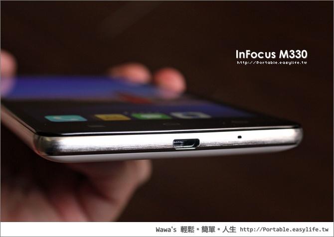InFocus M330 開箱評測