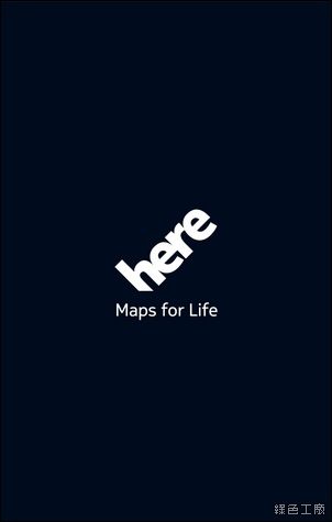 NOKIA HERE 地圖 Android APP