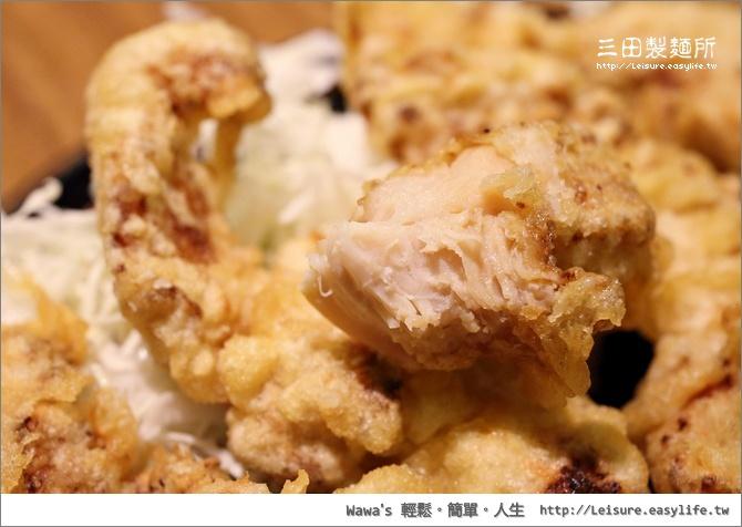 三田製麵所。南紡夢時代