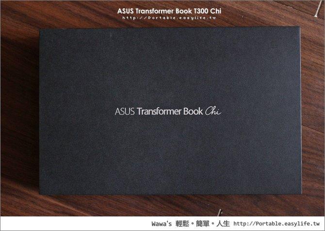 ASUS Transfomer Book T300 Chi