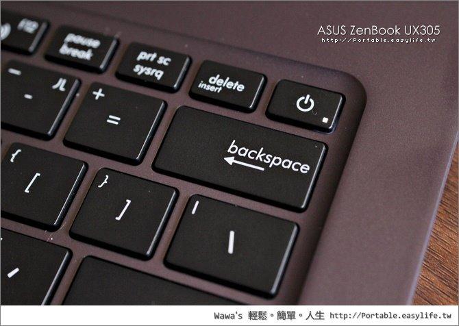 筆記型電腦 ASUS ZenBook UX305