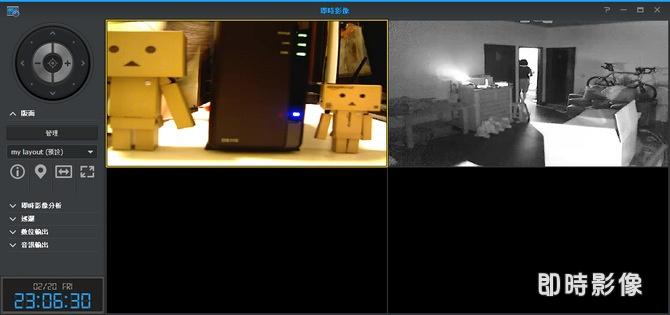 【監控儲存超值組】Synology DS115j網路儲存+康博 TN65 雲端網路攝影機