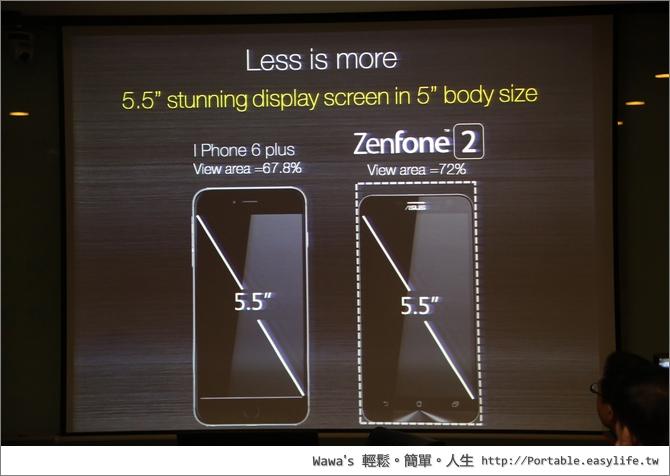 ASUS Zenfone 2 性價比之王
