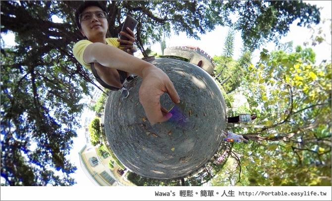RICOH THETA M15 360°全景自拍炫麗奇機