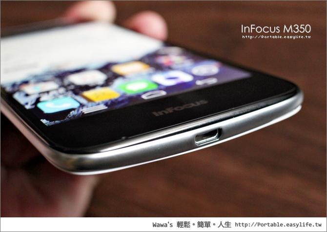 InFocus M350 開箱評測