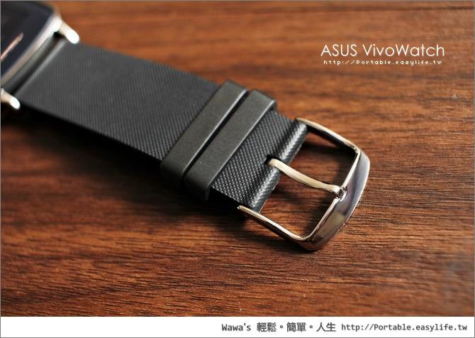 ASUS VivoWatch 開箱評測