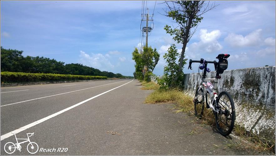 REACH R20 台灣本島極西點國聖燈塔