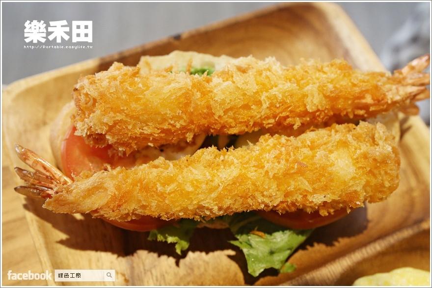 樂禾田早午餐、日夕食、手燒厚鬆餅