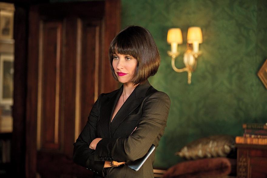 蟻人女主角 Evangeline Lilly 伊凡潔琳·莉莉,寫真桌布打包下載