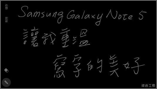 Samsung Galaxy Note 5 開箱評測