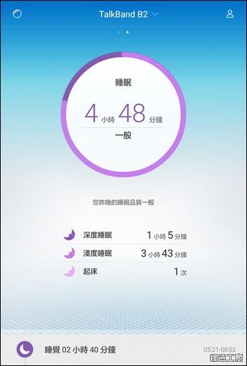 HUAWEI TalkBand 2 智慧手環