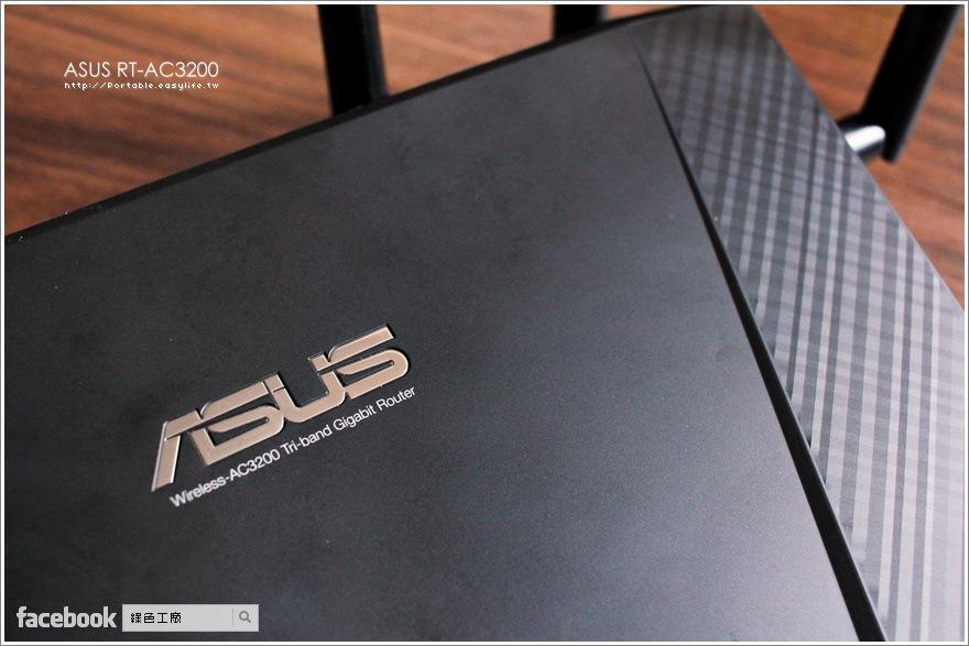 ASUS華碩 RT-AC3200 三頻無線 AC3200 Gigabit 路由器