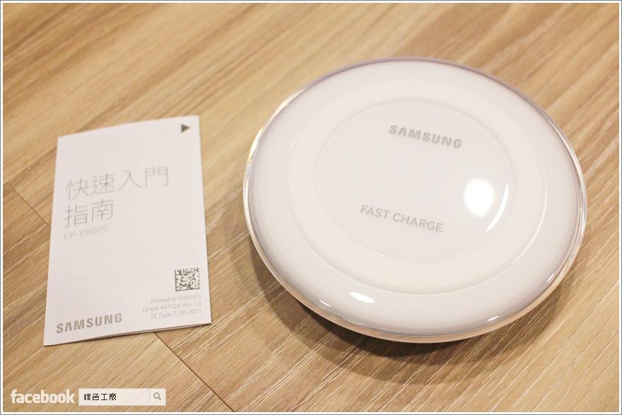 Samsung Wireless Charger 原廠無線閃充充電板