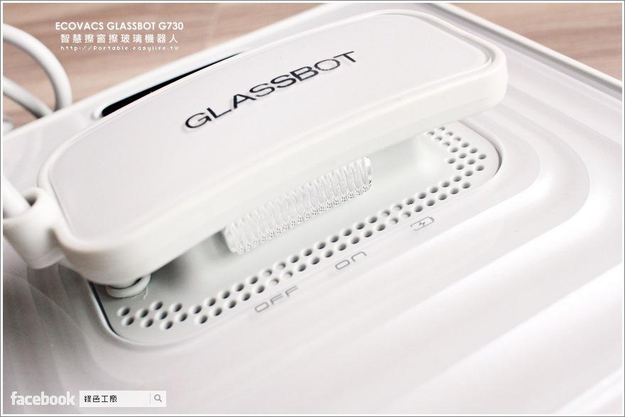 Ecovacs GLASSBOT 智慧擦窗機器人 G730