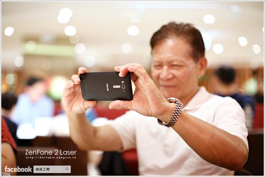 【開箱】ASUS ZenFone 2 Laser 雷射對焦,讓老爸也可以輕鬆拍出好照片!
