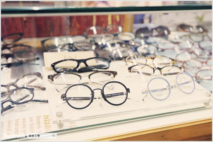 台南久必大配眼鏡。PORTER CHUCK