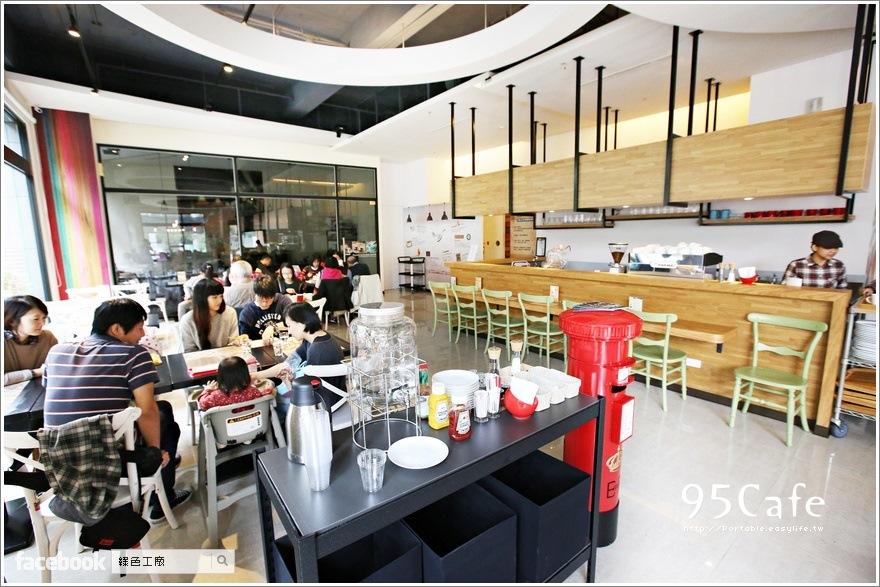 95 Cafe,95咖啡廳早午餐