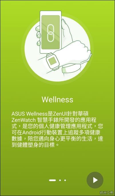 ASUS ZenWatch 2 智慧型手錶