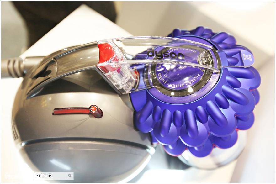 dyson Ball fluffy 雙層氣旋吸塵器