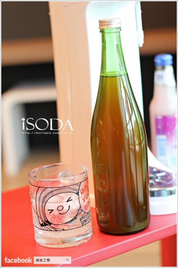 美國 iSODA 氣泡水機