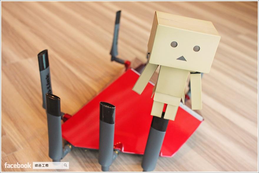D-Link DIR-895L Wireless AC5300 開箱評測