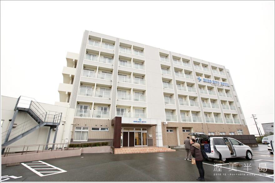 Wind City Hotel 田原市住宿