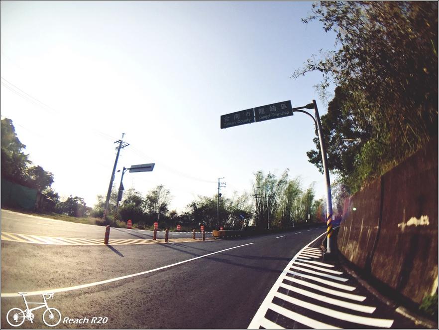 Reach R20 台南182縣道單車路線