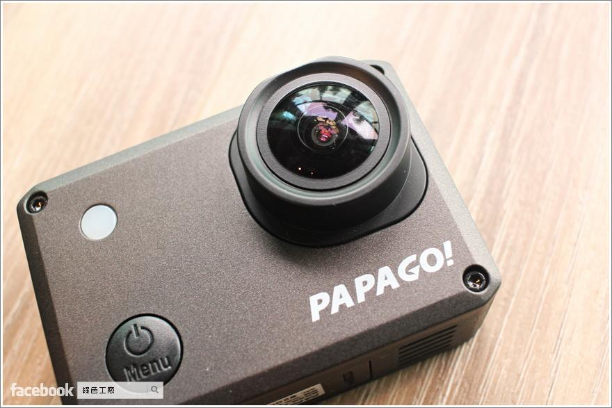 PAPAGO! GoSafe W20 無線WiFi智能行車記錄器
