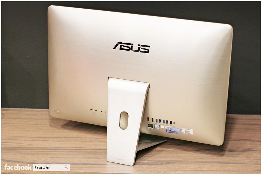 ASUS Zen Aio Pro 開箱評測