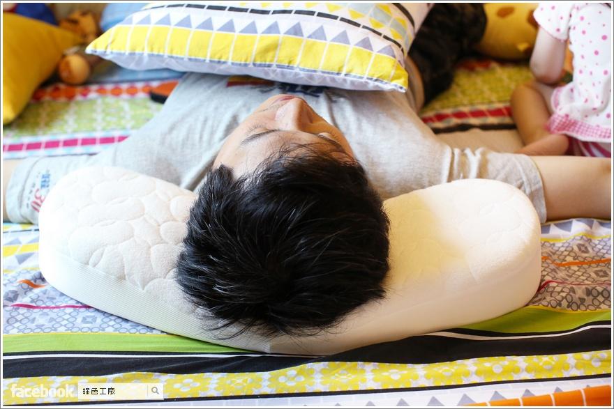 韓國KANUDA物理治療協會認證鬆頸好眠枕