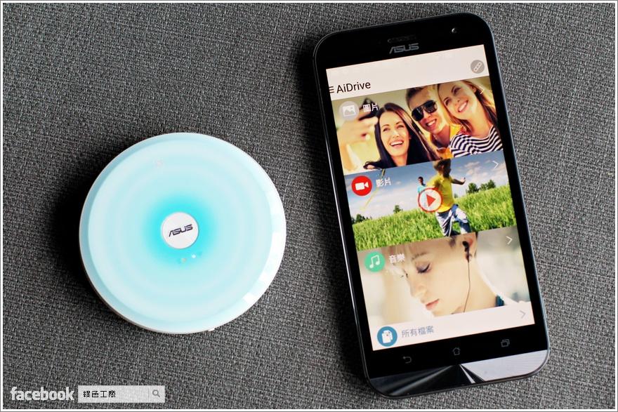 華碩 Travelair AC 無線隨身碟32GB WSD-A1