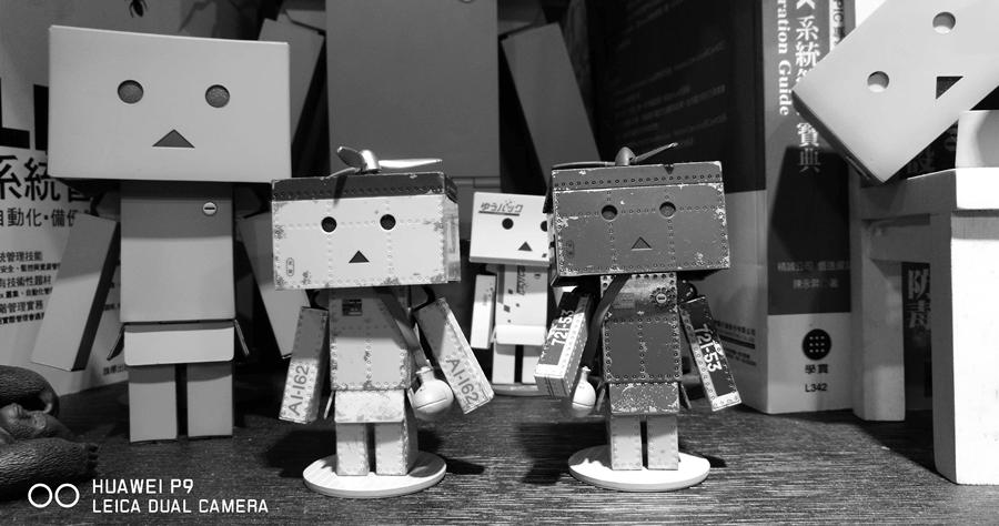 【開箱】HUAWEI P9 x Leica 徠卡 1200 萬畫素雙鏡頭,讓人愛不釋手的黑白拍照模式