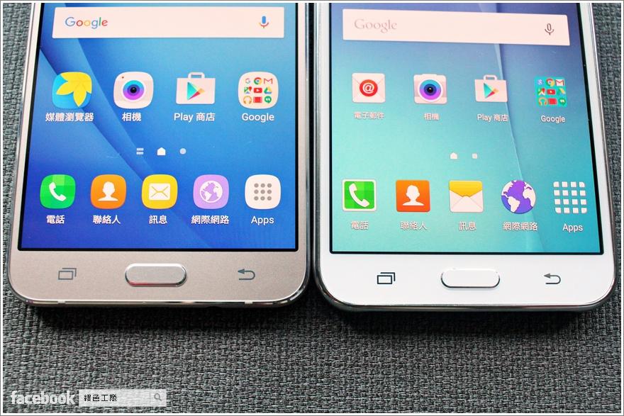 Samsung Galaxy J7 2016 開箱,Samsung Galaxy J5 2016 開箱