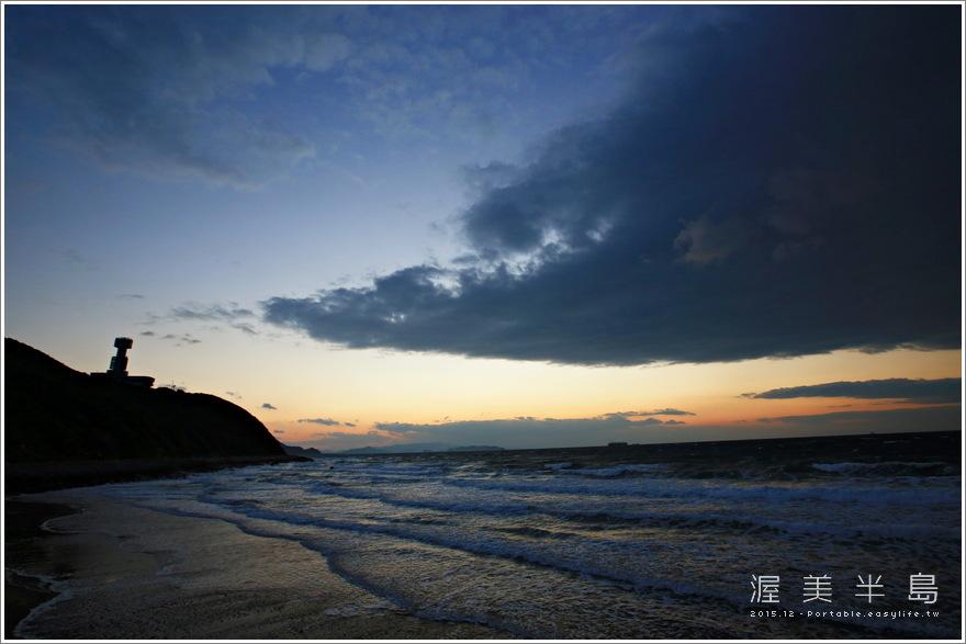 日本渥美半島住宿,黑潮