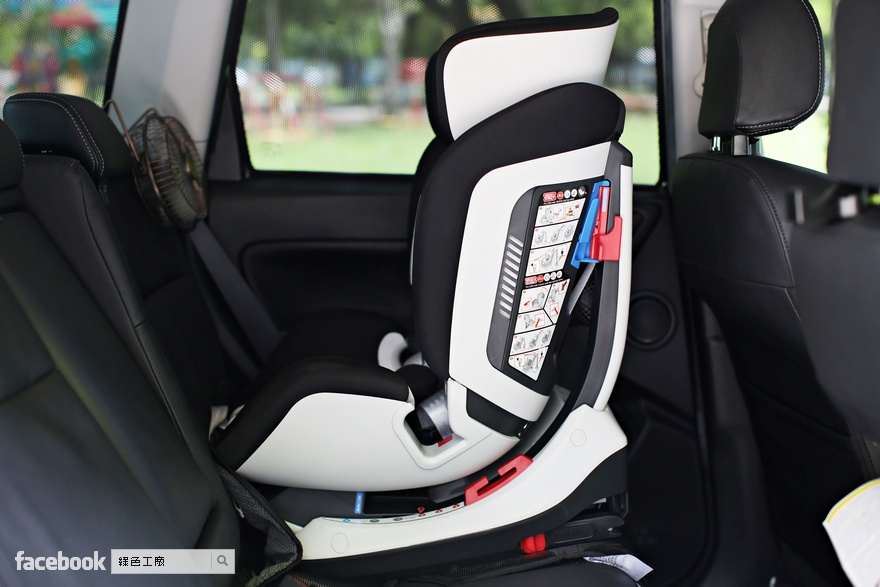 chicco Seat Up 012 ISOFIX 0-7歲汽車安全座椅