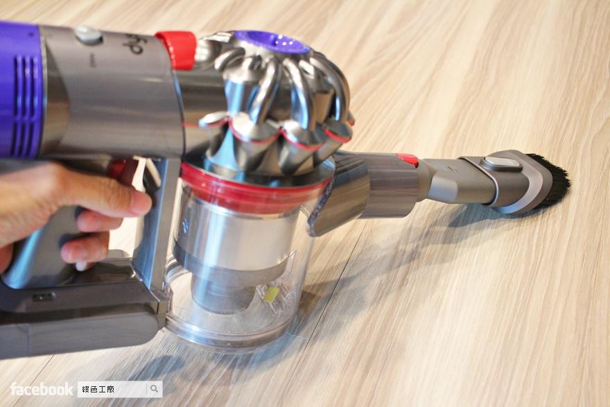 dyson V8 fluffy SV10 無線吸塵器
