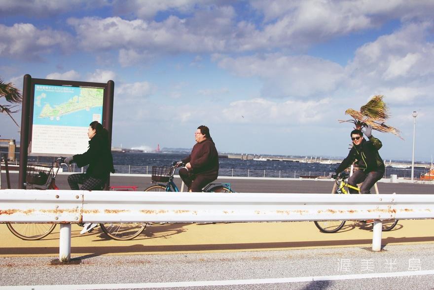 渥美半島騎單車,渥美半島旅遊