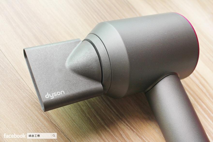 Dyson Supersonic 吹風機開箱評測