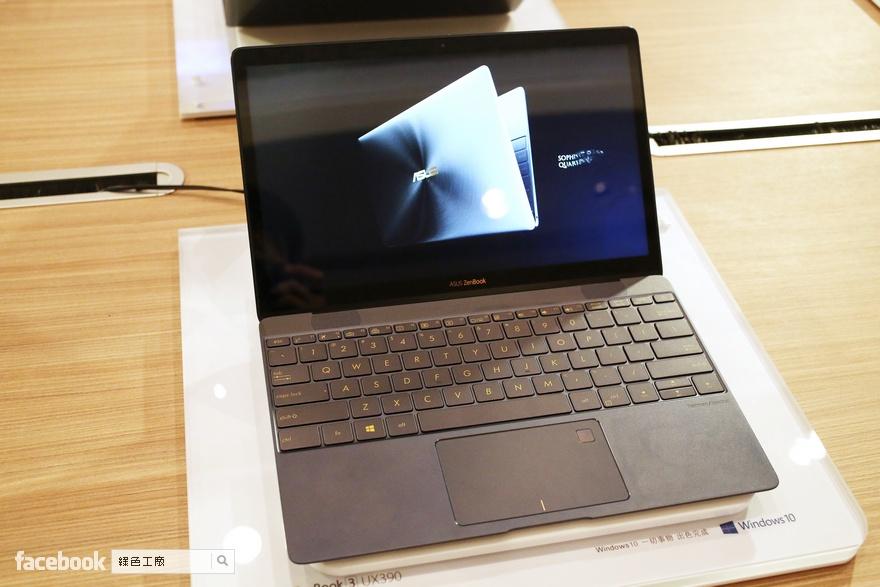ZenBook 3 UX390