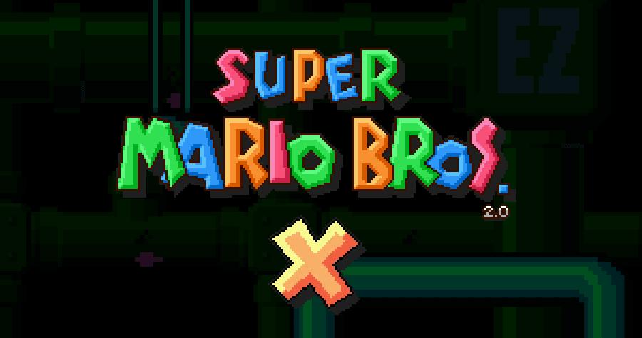 Super Mario Bros X 2.0
