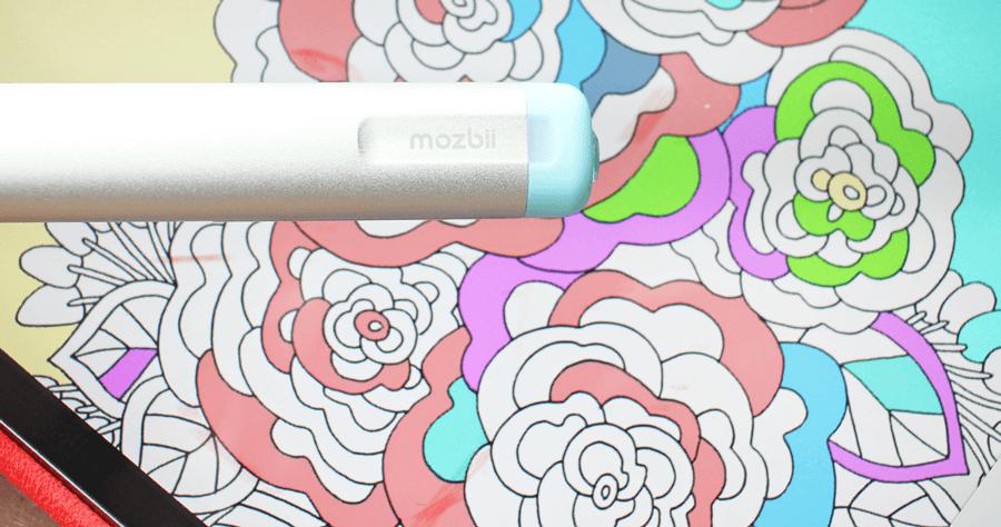 mozbii 萌奇筆 藍芽觸控繪圖筆 ColorPillar Kit