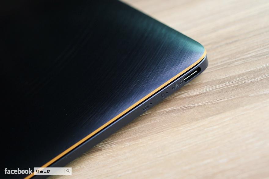 ASUS ZenBook 3 UX390 開箱評測