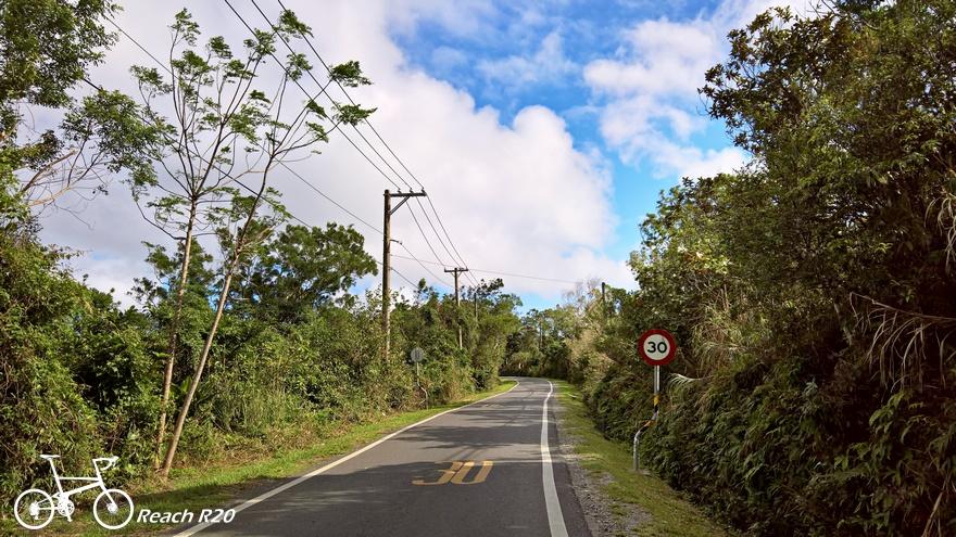 單車 REACH R20 台東到恆春
