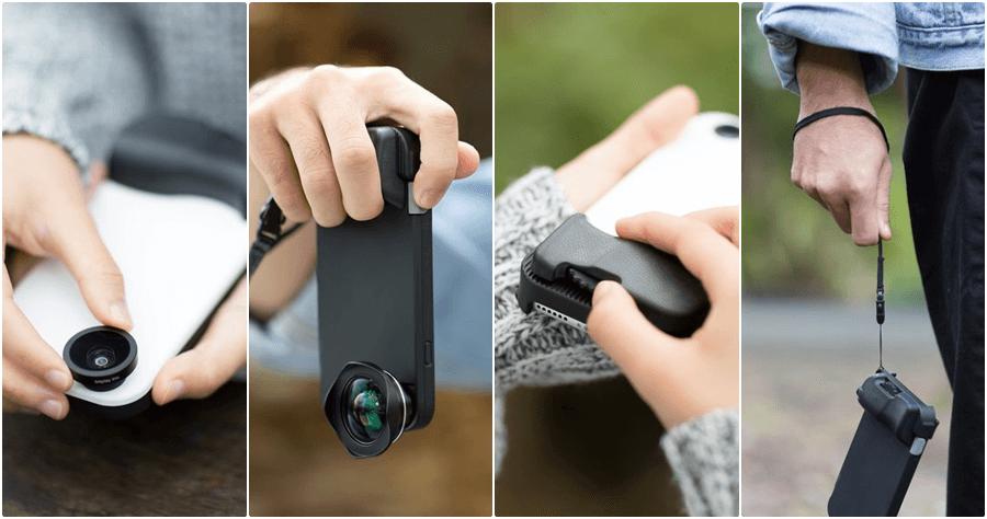 bitplay SNAP!7 專業級 iPhone7 相機手機殼