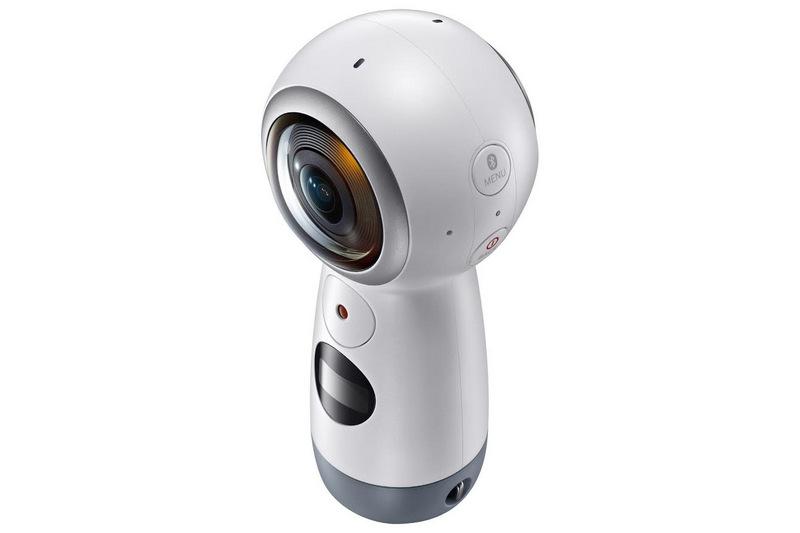 2017 Gear 360 三星新一代 Gear 360  打造真正4K影片與360度全景影像錄製